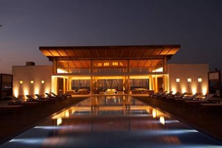Libertador paracas luxury collection hotel de playa en for Hotel luxury resort paracas