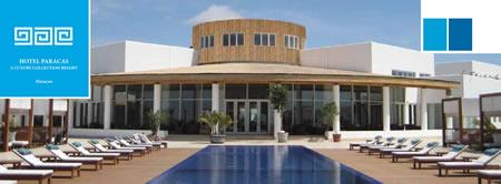 Libertador paracas luxury collection hotel de playa en for Hoteles en paracas